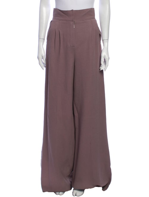 Fendi Wide Leg Pants