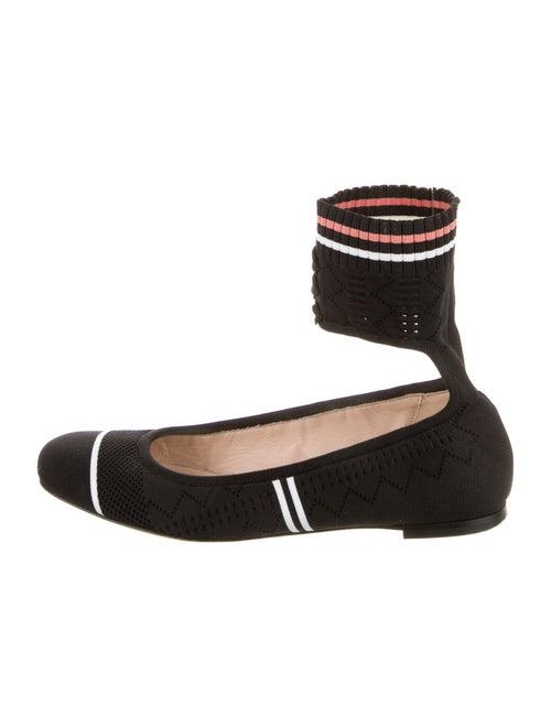 Fendi Ballet Flats Black