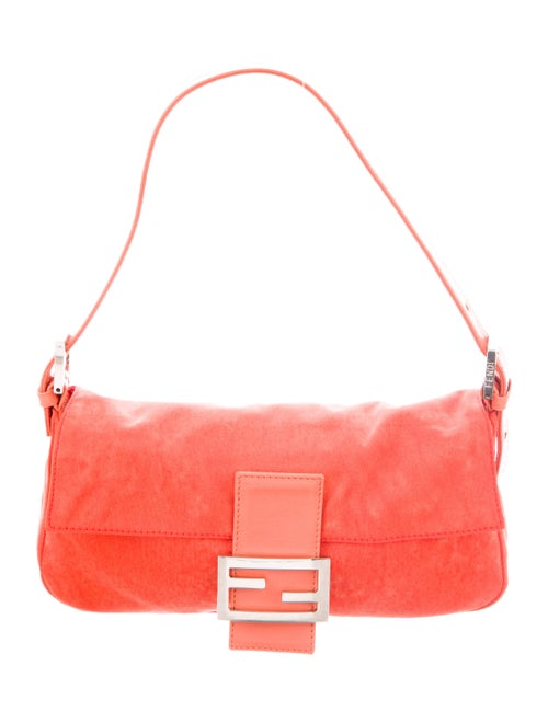 Fendi Vintage Baguette Bag Orange
