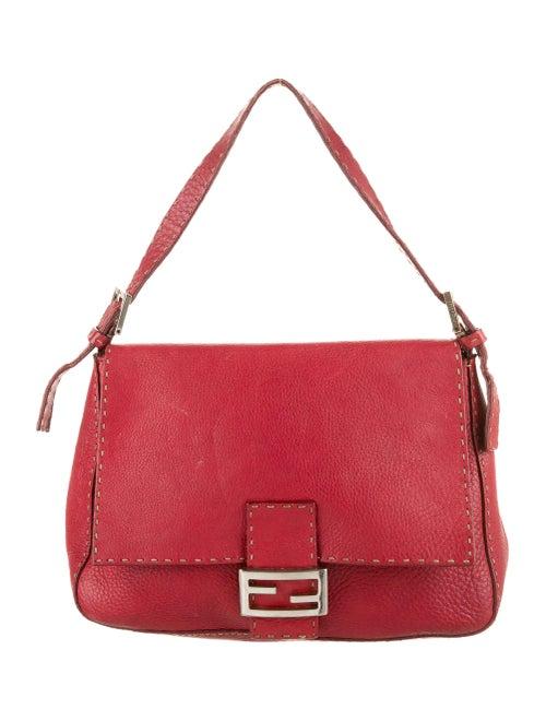 Fendi Selleria Mama Forever Bag Red