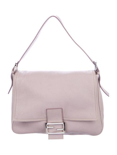 Fendi Leather Mama Forever Bag Purple