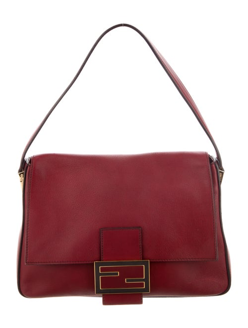 Fendi Big Mama Forever Bag Red