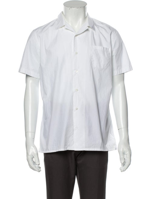 Fendi Short Sleeve Shirt White