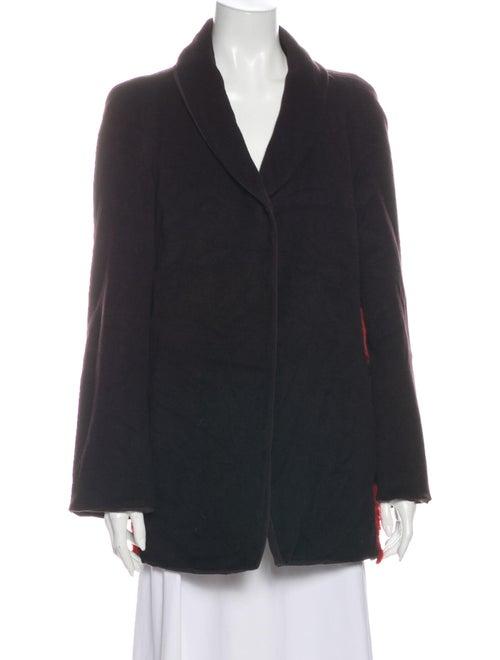 Fendi Vintage Wool Jacket Wool