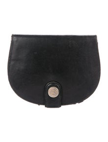 Fendi Leather Coin Pouch