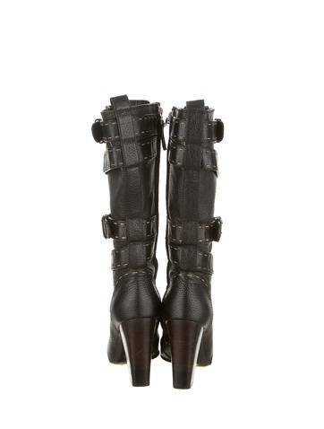 Selleria Leather Boots