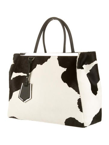 Calf Hair 2Jours Bag