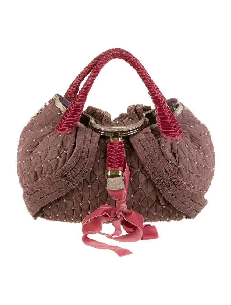 02c7f4dc8237 Fendi Spy Bag - Handbags - FEN24777