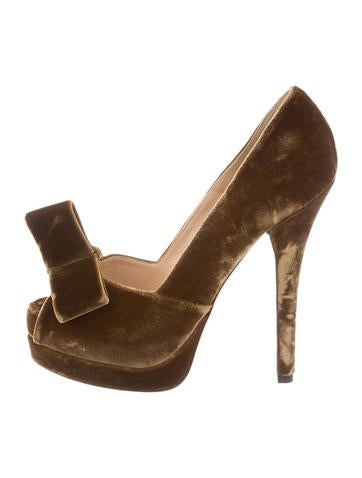 Bow Platform Pumps
