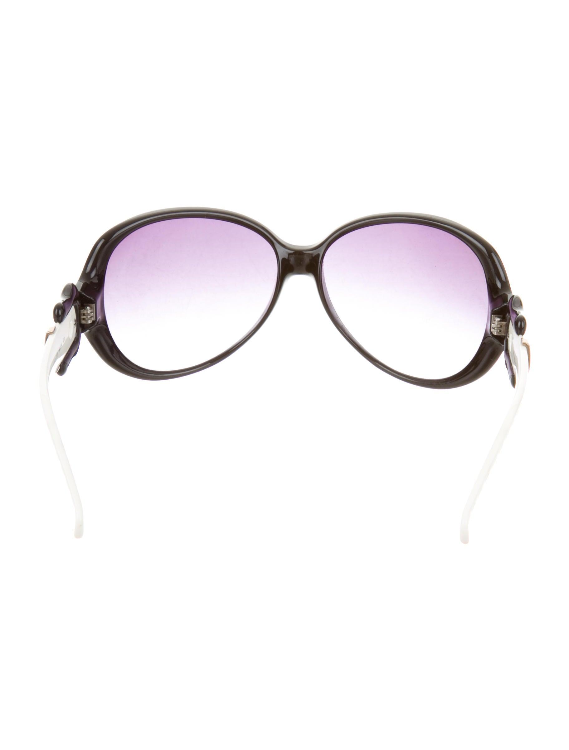 773ee90687 Fendi Round Oversize Sunglasses - Accessories - FEN39296