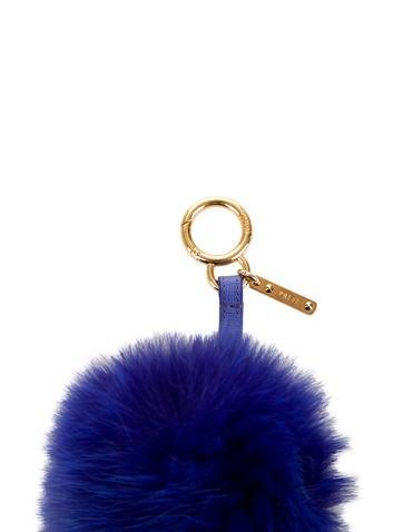 Peekaboo Fur Keychain