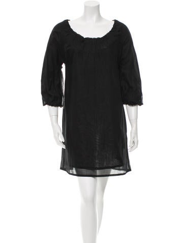 Fendi Mini Shift Dress None
