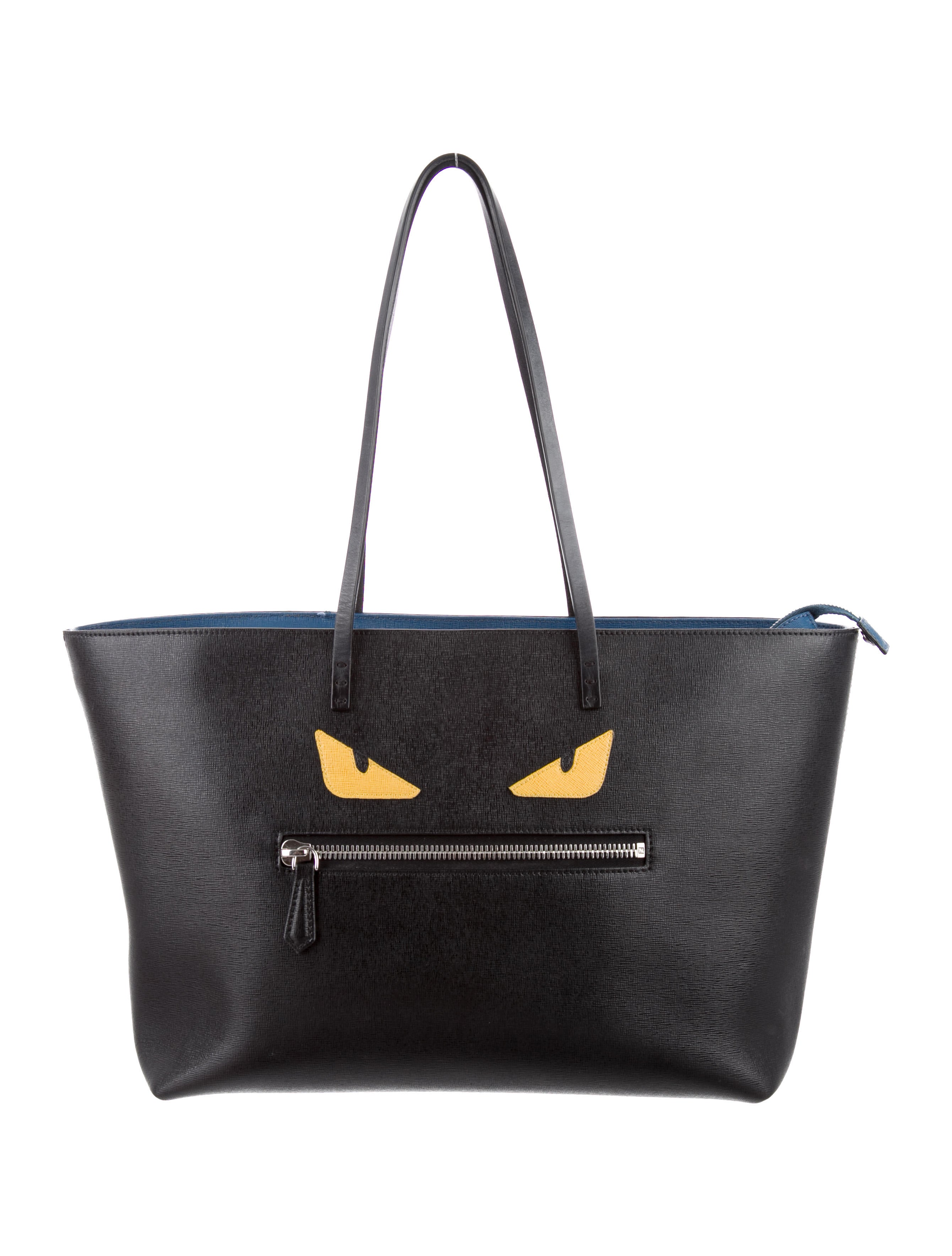 Fendi Monster Tote Bag - Handbags - FEN44102