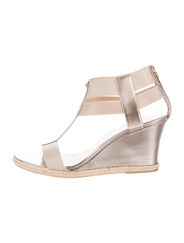 fendi espadrille wedge sandals shoes fen44811 the