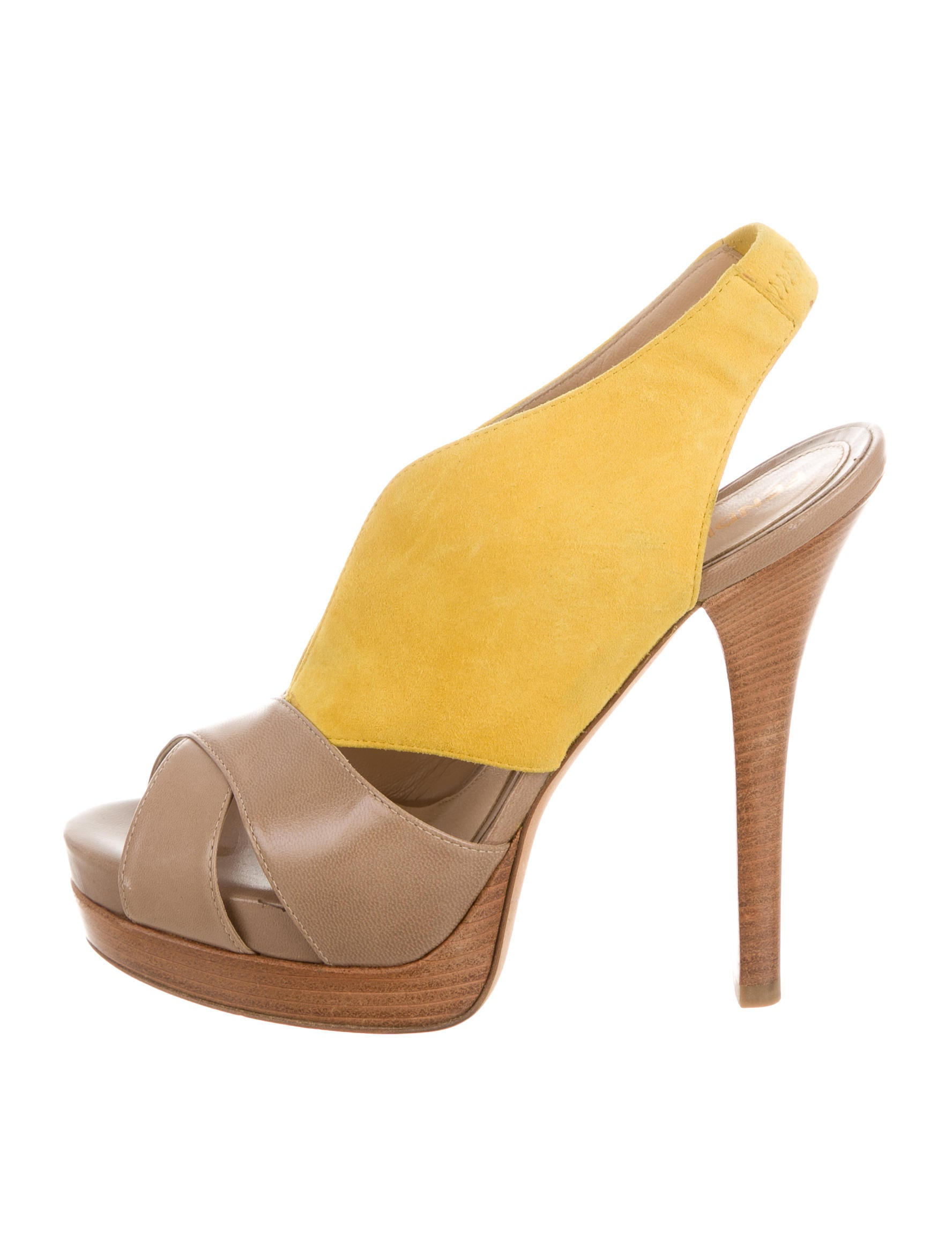 Find slingback platform heels at ShopStyle. Shop the latest collection of slingback platform heels from the most popular stores - all in one place.