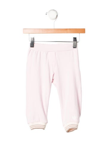 Fendi Girls' Embroidered Sweatpants None