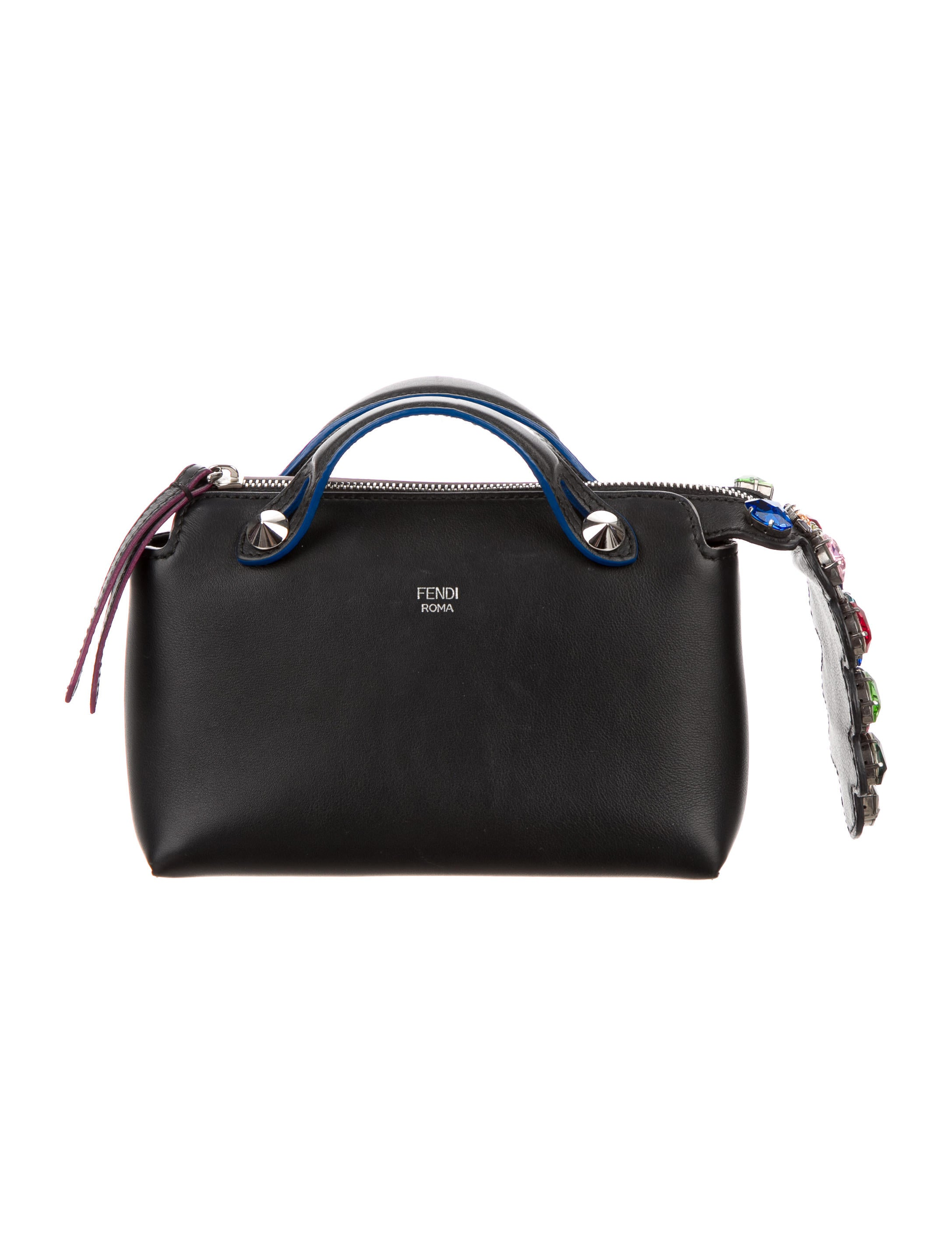 3328695fac08 Fendi Croc Tail By the Way Bag - Handbags - FEN47733