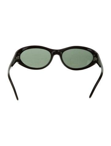 Circular Tinted Sunglasses