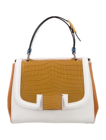 Croc-Trimed Silvana Bag