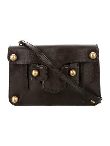 Fendi Secret Code Crossbody Bag