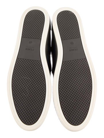 Zucca Slip-On Sneakers w/ Tags