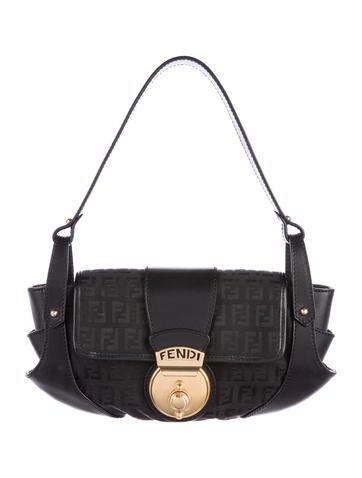 Fendi Zucchino Compilation Bag