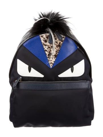 Fendi Bag Bug Backpack