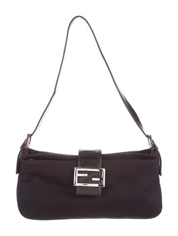 Fendi Neoprene Baguette Bag