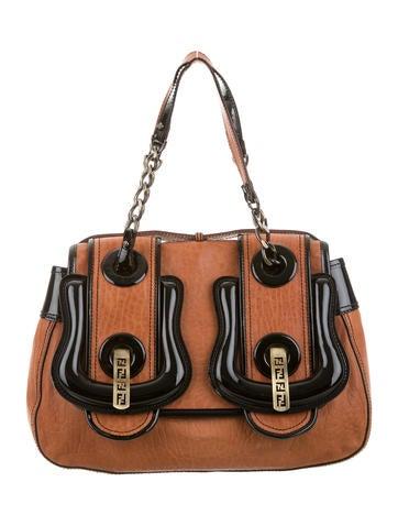 Fendi Leather B Bag None