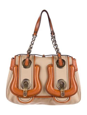 Fendi B. Leather Bag None
