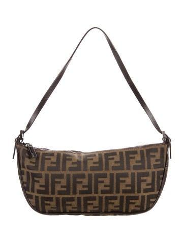 Fendi Zucca Shoulder Bag!