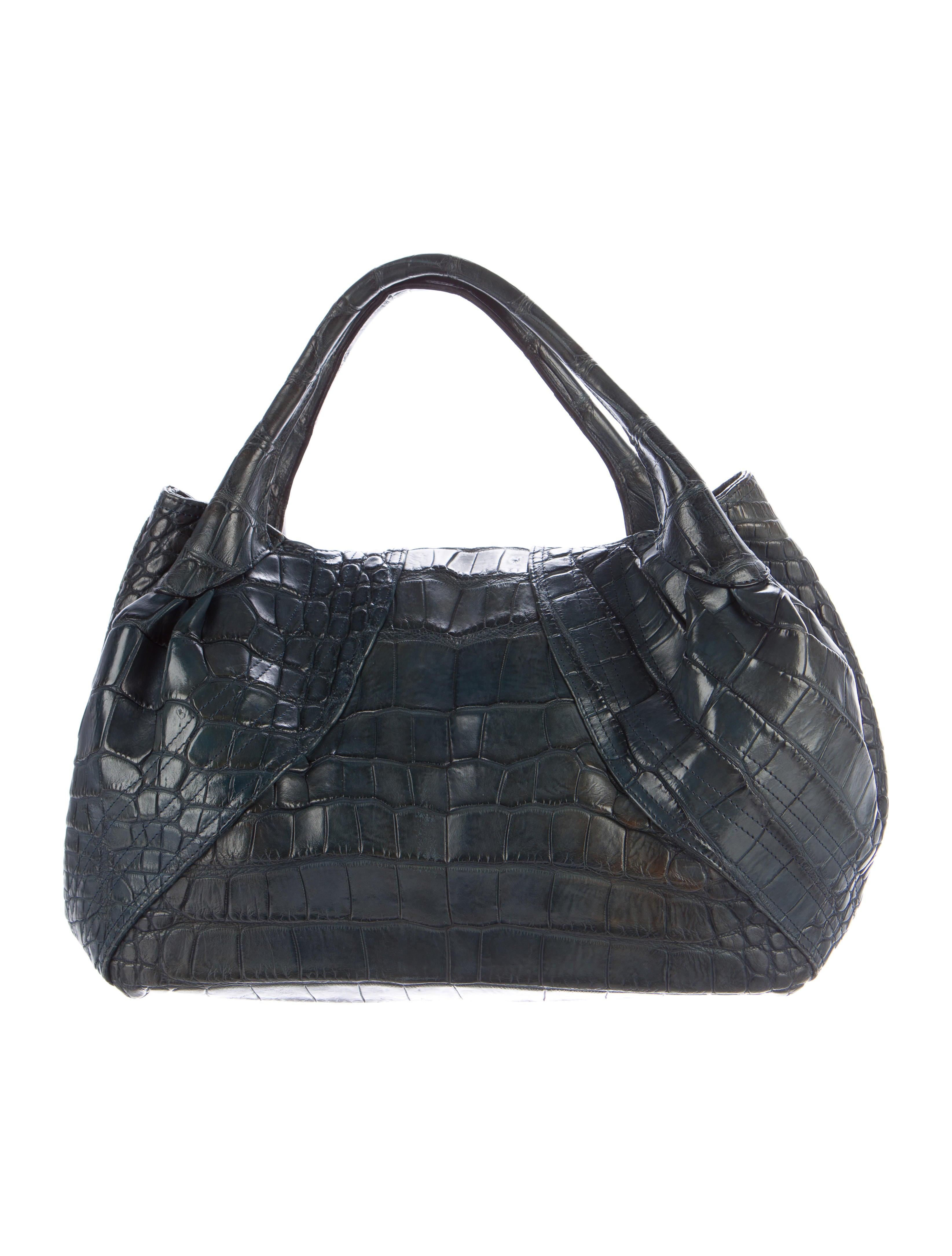 Fendi Alligator Handbag
