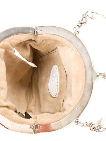 Mini Mink Selleria Handle Bag