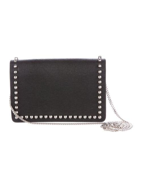 076126790dbf Fendi Mink-Trimmed Karlito Wallet On Chain - Handbags - FEN52112 ...