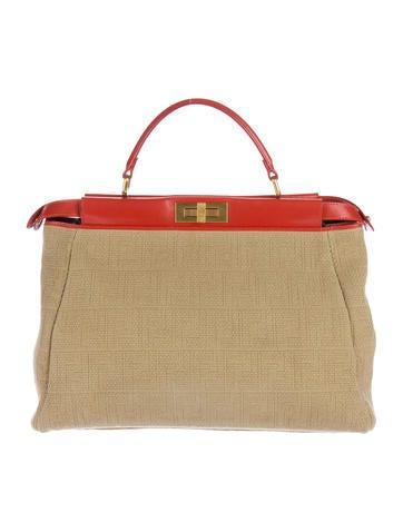 Large Zucca Peekaboo Bag