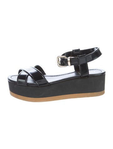fendi rubber platform sandals shoes fen53625 the