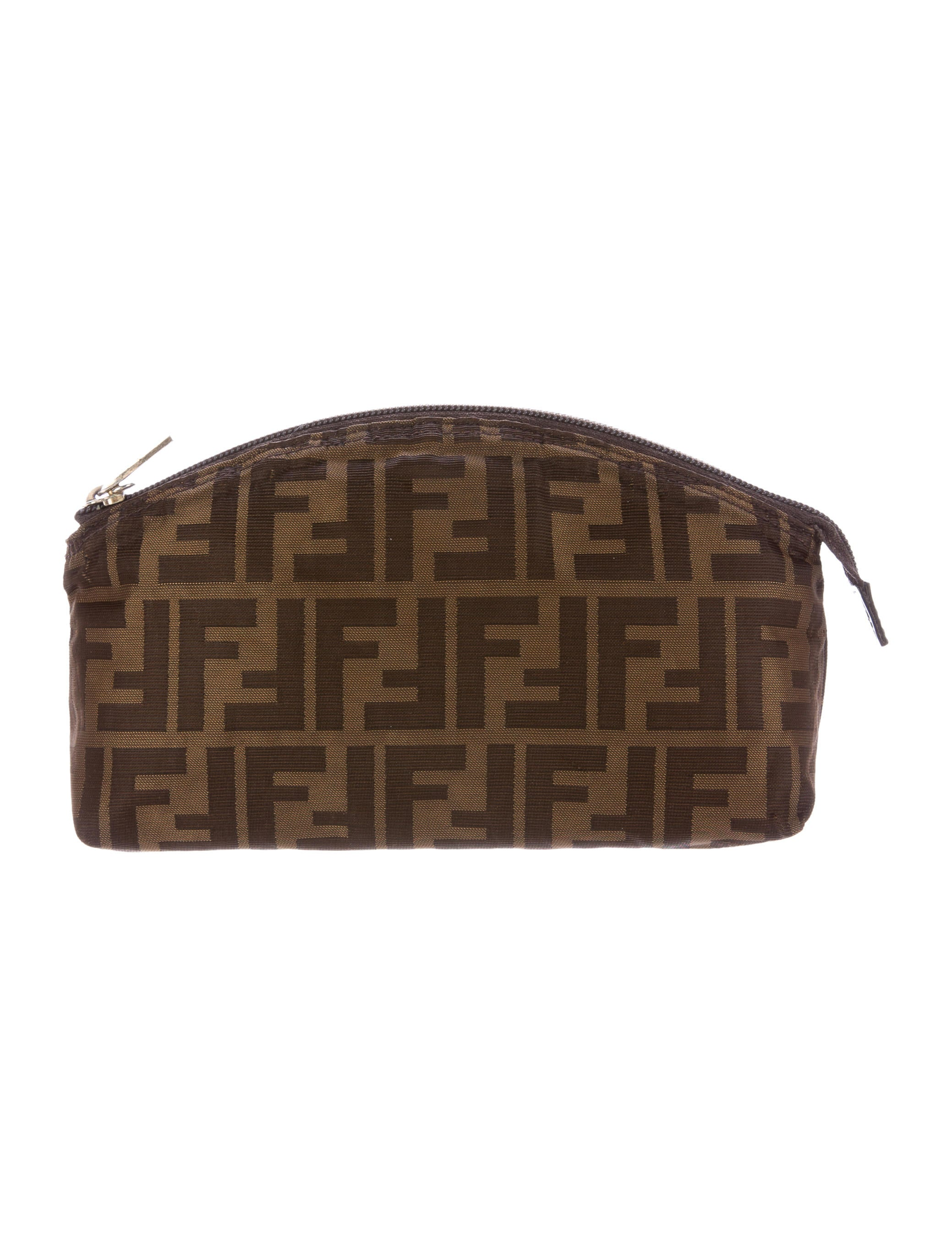 1c62dd1e2208 Fendi Zucca Cosmetic Bag - Accessories - FEN53684