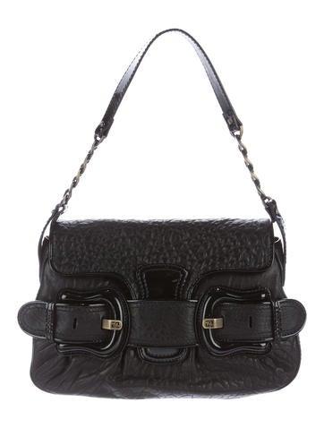 Fendi B. Bis Shoulder Bag None