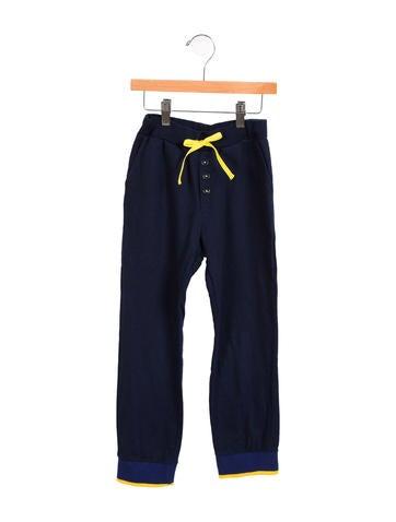 Fendi Girls' Knit Logo Pants None