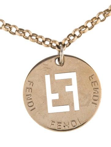 fendi i d charm bracelet bracelets fen61161 the