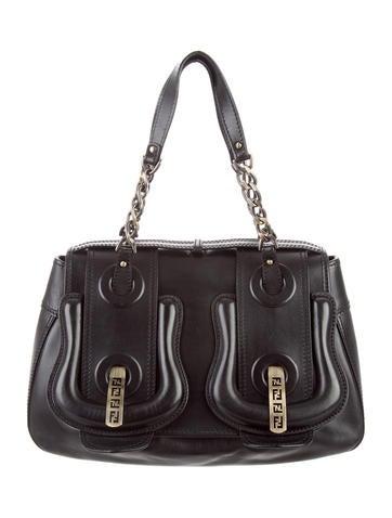 Fendi Leather B. Bag None