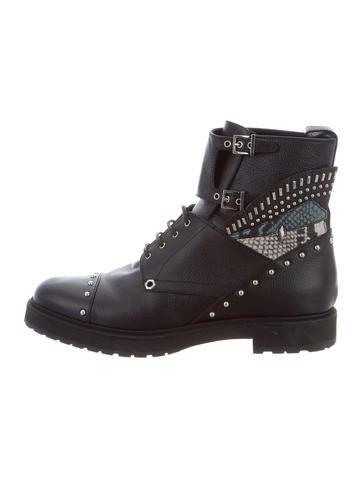 Fendi 2017 Rockerchic Boots None