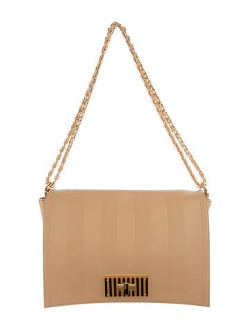 Fendi Leather Claudia Bag None