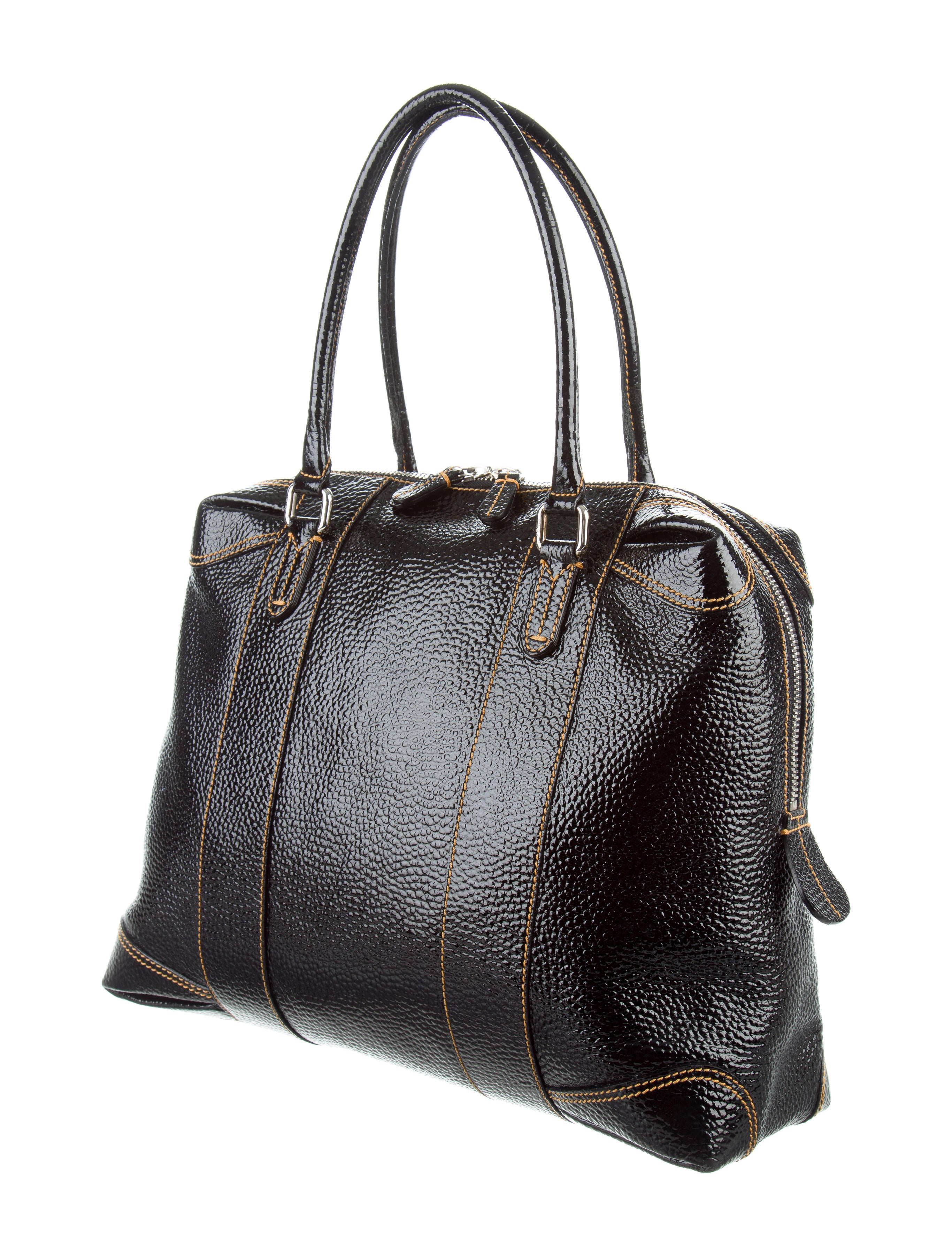 Boston Bag Patchwork Tutorial: Fendi Large Boston Bag - Handbags - FEN63464