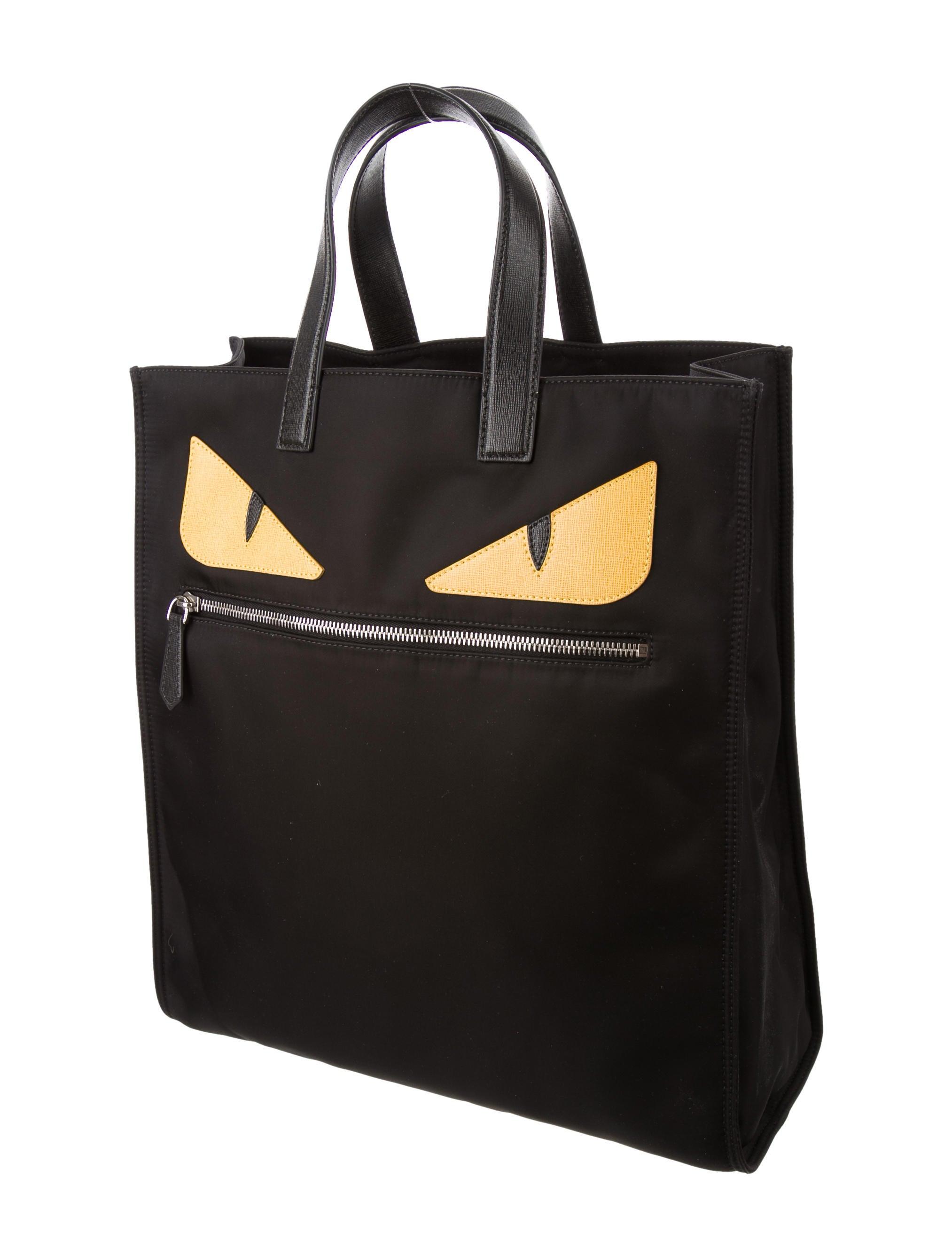 Fendi Monster Eyes Bag