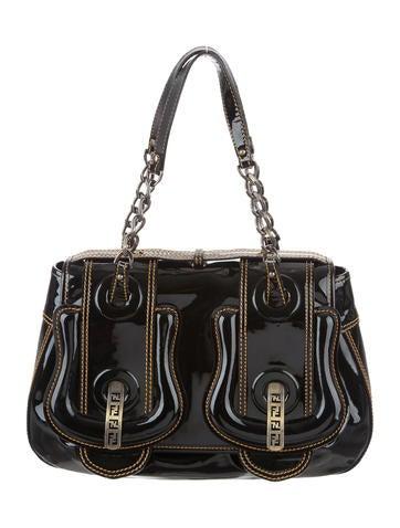 Fendi Patent B. Bag None