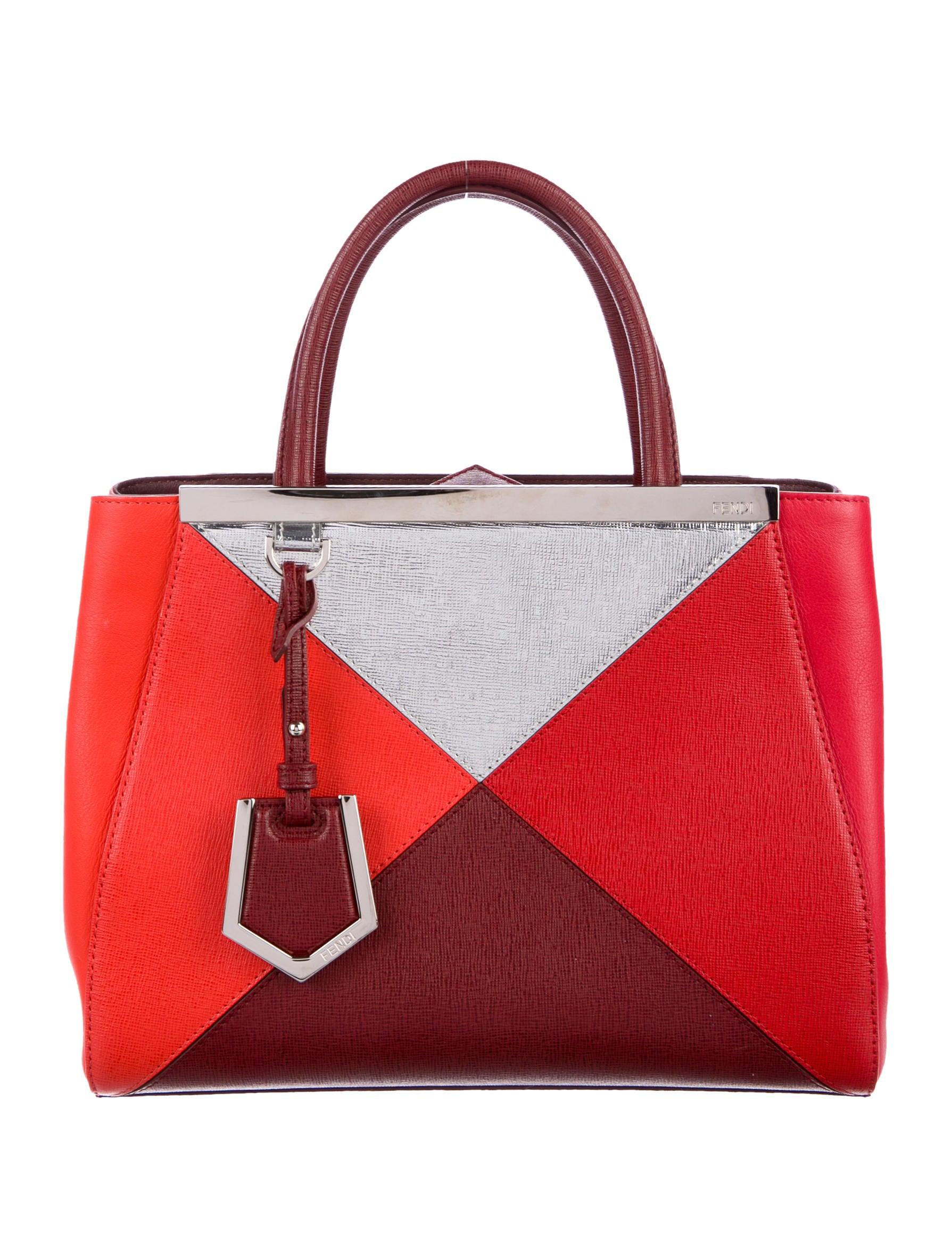 5fd97575835 Fendi Petite 2Jours Tote - Handbags - FEN65738 | The RealReal