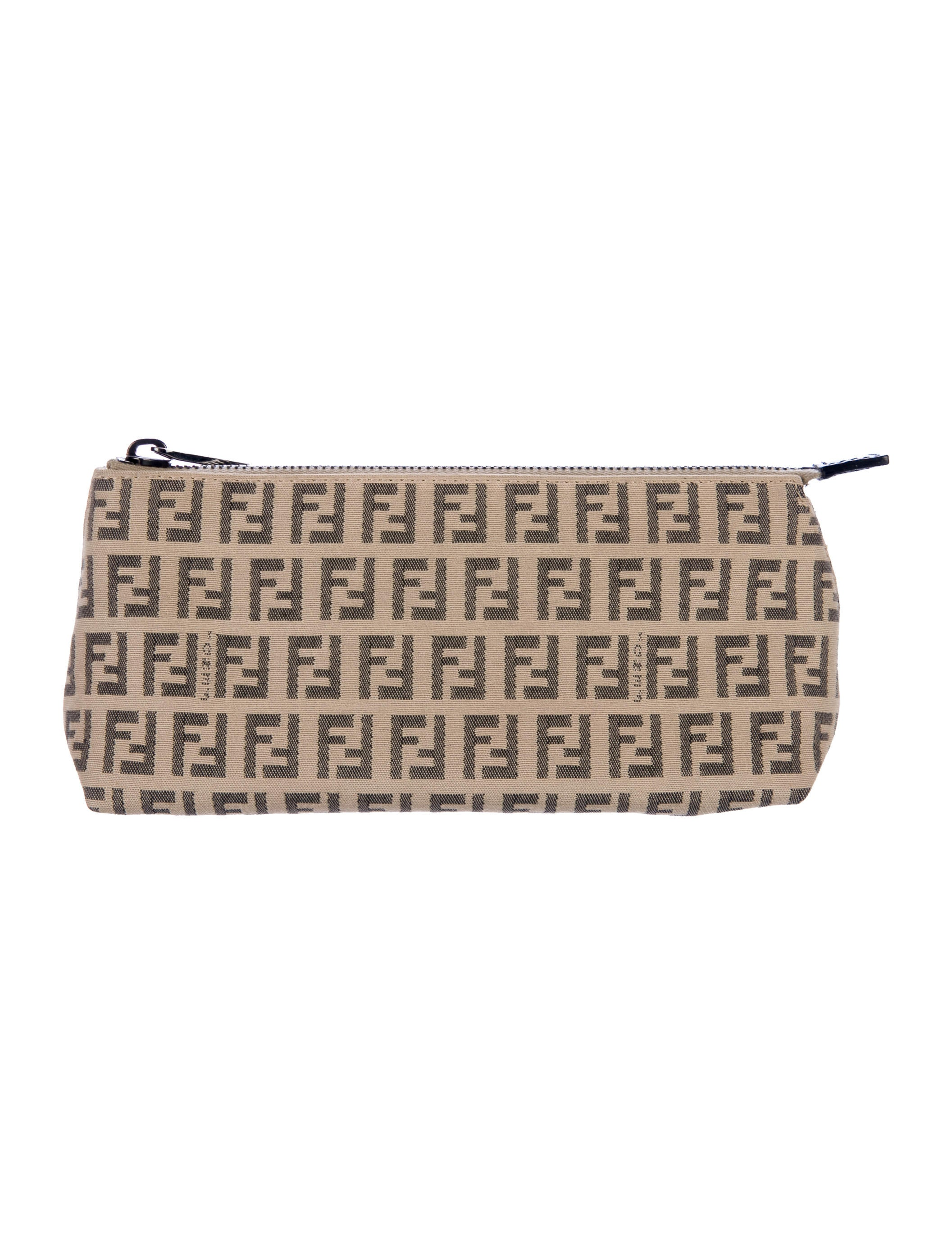 Fendi Zucchino Cosmetic Bag - Accessories - FEN66533  370b5cd4c0e1d