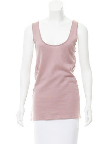 Fendi Knit Sleeveless Top w/ Tags None