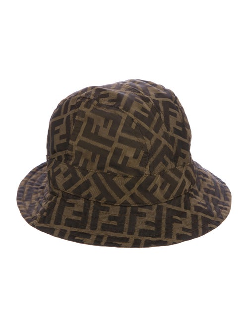 8540a3a8 Fendi Zucca Bucket Hat - Accessories - FEN67042 | The RealReal